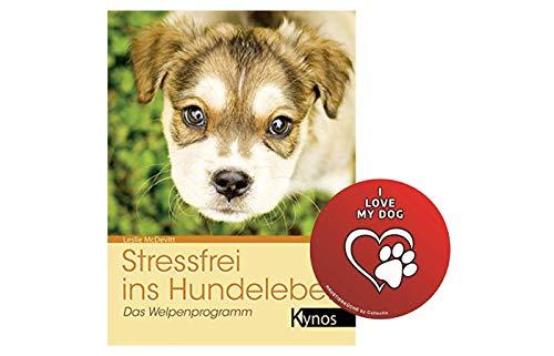 Kynos Stressfrei ins Hundeleben: Das Welpenprogramm Taschenbuch + Hunde-Sticker