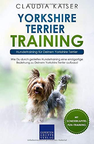 Yorkshire Terrier Training – Hundetraining für Deinen Yorkshire Terrier: Wie Du durch gezieltes Hundetraining eine einzigartige Beziehung zu Deinem Yorkshire Terrier aufbaust